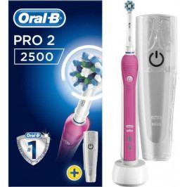 Oral-B El. kartáček PRO2500 3DWhite + pouzdro