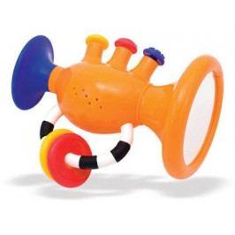 Hrající trumpeta