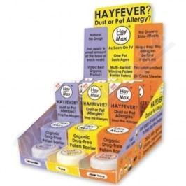 HayMax dispej přír.prost. na alergii 3x3 druhy 5ml