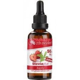 Stevia kapky 50ml jahoda