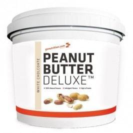 GoNutrition Burákové máslo Deluxe 500g - Bílá čokoláda