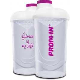 Prom-in šejkr fitmess is my life 600 ml