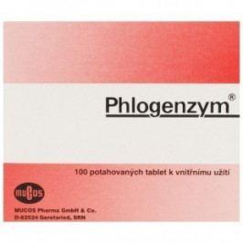 Phlogenzym 90mg/48mg/100mg tbl.flm. 100 Triplex