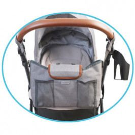 Bo Jungle organizér B-STROLLER Grey