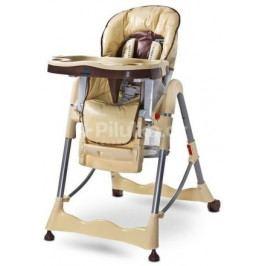 Židlička CARETERO Magnus Classic cappuccino