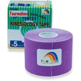 Tejp. TEMTEX kinesio tape Tourmaline fialov