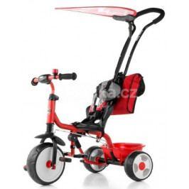 Dětská tříkolka Milly Mally Boby Delux 2015 red