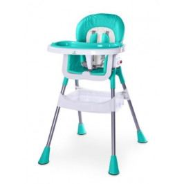 Jídelní židlička CARETERO Pop turquoise