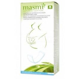 Porodnické (mateřské ) vložky z přírodní bavlny MASMI 10ks