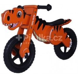 Dětské odrážedlo kolo Milly Mally DINO orange