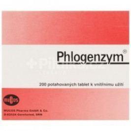 Phlogenzym 90mg/48mg/100mg tbl.flm. 200 Triplex