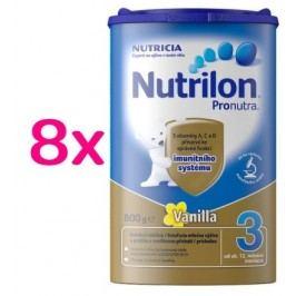 Nutrilon 3 Vanilka 8x800g