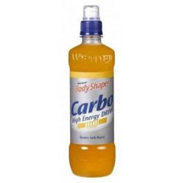 Weider, Carbo High Energy Drink, 500 ml, Caribic Blue