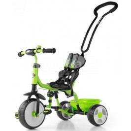 Dětská tříkolka se zvonkem Milly Mally Boby 2015 green