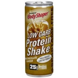 Weider, Low Carb Protein Shake, 250 ml,, Čokoláda