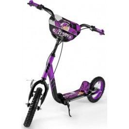 Dětská koloběžka Milly Mally Scooter Extrema purple