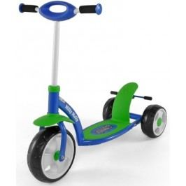 Dětská koloběžka Milly Mally Crazy Scooter  blue-green
