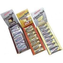 Weider, Classic Pack, 27% Protein Bar, 35 g, Tmavá čokoláda