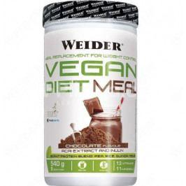 Weider, Vegan Diet Meal, čokoláda, 540 g
