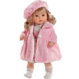 Luxusní dětská panenka-holčička Berbesa Mia 45cm