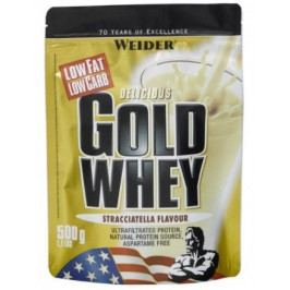 Gold Whey syrovát prot Weider 500g čoko,pepermint
