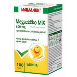 W Megacéčko Mix Vitamín C 600mg tbl.100