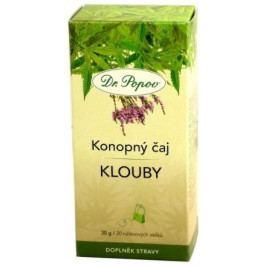 Dr.Popov Čaj konopný Klouby n.s.20x1.5g