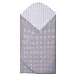 Rychlozavinovačka MINKY, grey / little dots