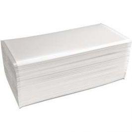Linteo  Ručníky papírové skládané zelené jednovrstvé 2x250 ks