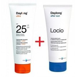 Daylong ultra SPF 25 200 ml + Daylong after sun Locio 200 ml