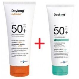 Daylong extreme SPF 50+ 200ml + Daylong sensitive SPF 50+ gel 50ml