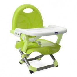 Podsedák na jídelní židli Chicco Mode přenosný - LIME