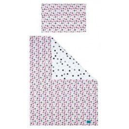6-dílné ložní povlečení Belisima Koťátka 90/120 růžové