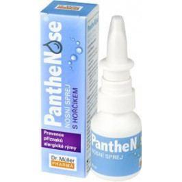 Panthenose nosní sprej s hořčíkem 20ml Dr.Müller
