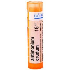 Boiron  Antimonium Crudum CH15 granule 4g