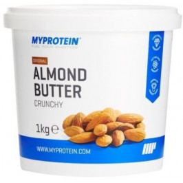 MyProtein Mandlové máslo 1000g crunchy