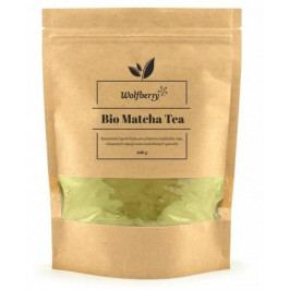 Matcha tea BIO 200 g Wolfberry*