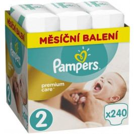 Pampers Premium Monthly Box S2 240ks