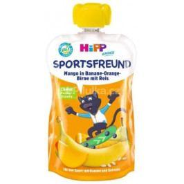 HiPP BIO Sport Hruška-Pomer.-Mango-Banán-Rýže 120g