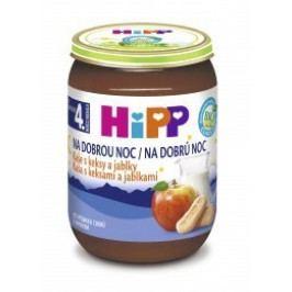 HiPP NA D.NOC BIO Kaše s keksy a jablky 190g