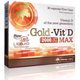 Olimp Gold vit D max 30 kapslí