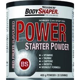 Power Starter Powder, energetický nápoj, 400 g, Weider, Red Fruits