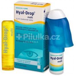 Hyal Drop multi 10ml+balzám na rty