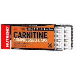 NUTREND Carnitine compressed cps.120