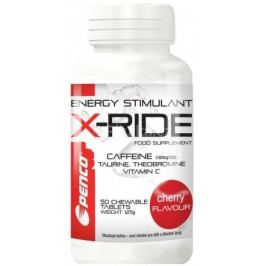 PENCO Energy stimulant X-RIDE 50tbl Cherry