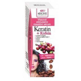 BIO KERATIN + KOFEIN vlasové stimulační sérum 215ml