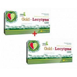 1+1 ZDARMA, Olimp, Gold-Lecytyna 1200, Lecithin, 60 g, EXP:15.12.16