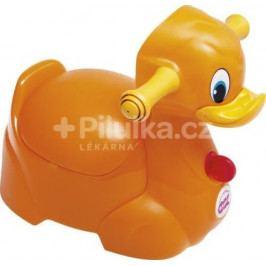 Nočník Quack oranžová 45