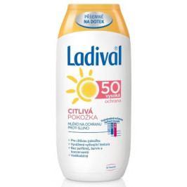 LADIVAL OF50 mléko citlivá pokožka 200ml