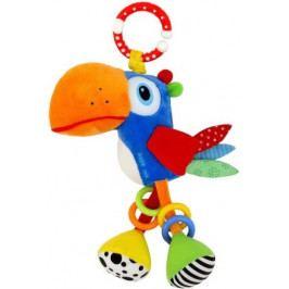 Plyšová hračka s vibrací Baby Mix tukan